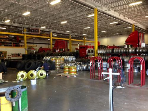 Baldwinsville, NY shop facility interior